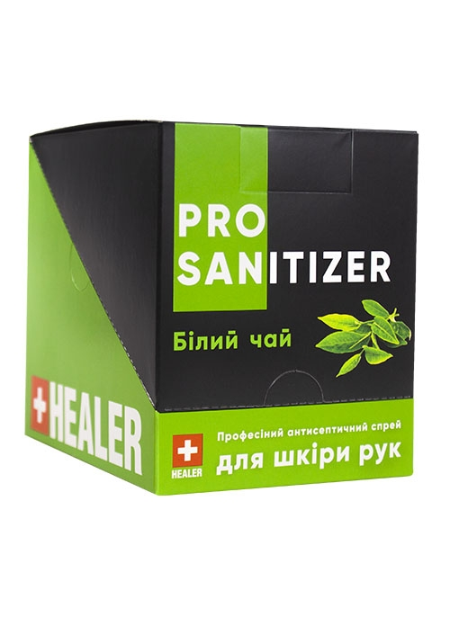 Sanitizer 35 мл білий чай